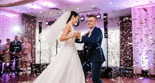 Ślub Anety i Franka